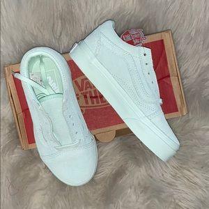 Vans Old Skool Suede Sneakers